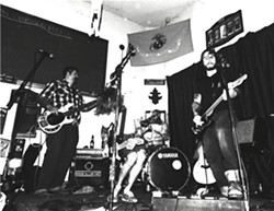 EARTH COUNTRY ROCK :  American Dirt opens a three-band show at The Z on Feb. 11. - PHOTO COURTESY OF AMERCIAN DIRT