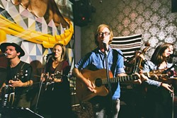 TOP-NOTCH TUNES:  SLO's Shawn Clark Family Band recently released a killer new country record, Tumbleweed. - PHOTO COURTESY OF SHAWN CLARK