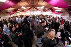 GET SOME ZIN :  The Zin fest is just around the corner and offers something for everybody—provided you like Zin, of course. - PHOTOS COURTESTY OF THE PASO ROBLES WINE COUNTRY ALLIANCE