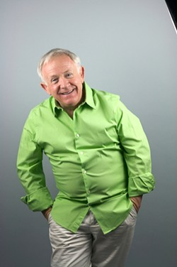 ABSOLUTELY FABULOUS:  The book signing and reception for Leslie Jordan's My Trip Down the Pink Carpet is Saturday, July 7, from 2 to 5 p.m. at the GALA Center, 1060 Palm St. Later, catch Jordan's comedy performance at the Spanos Theatre, on the Cal Poly campus, at 8:30 p.m. Buy tickets at pacslo.org or call 756-2787. For the full lineup of Pride events, visit slopride.com. - PHOTO COURTESY OF SLO PRIDE