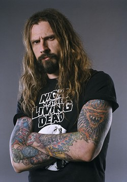 IT'S ALIVE! :  Multitalented rocker Rob Zombie is ready to tear up the Vina Robles Amphitheater stage this Sept. 17. - PHOTO COURTESY OF ROB ZOMBIE