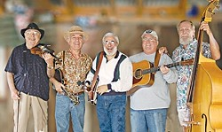 RAMBLE ON :  Arroyo Grande Village Summer Concert Series has The Wild River Ramblers on Aug. 9 at the Rotary Bandstand in the historic Arroyo Grande Village. - PHOTO COURTESY OF THE WILD RIVER RAMBLERS
