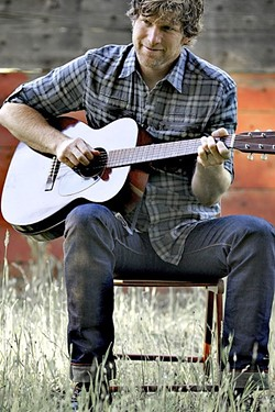 PRODIGAL SON:  Former Rhythm Akimbo member Alec Lytle returns to Linnaea's Café on Dec. 5 with his Americana band Them Rounders. - PHOTO COURTESY OF ALEC LYTLE