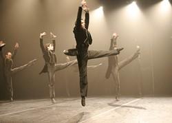 MEN'S STORIES: - PHOTO COURTESY OF LAR LUBOVITCH DANCE COMPANY