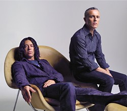 SHOUT!:  Tears for Fears, one of the biggest pop acts of the '80s, plays Vina Robles Amphitheatre on Sept. 19. - PHOTO COURTESY OF TEARS FOR FEARS