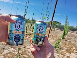 CHEERS TO BEERS:  Figueroa Mountain Brewing Company makes the annual Inc. magazine list of 5,000 fastest growing, privately-held companies in the U.S. Brewery owner Jaime Dietenhofer attributes his success to good beer and a great team. - PHOTO BY DAVID MINSKY