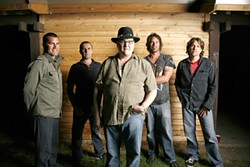 STILL TRAVELIN' :  Improvisational masters, Blues Traveler, bring their rootsy, infectious show to Pozo Saloon on Sept. 18. - PHOTO COURTESY OF BLUES TRAVELER