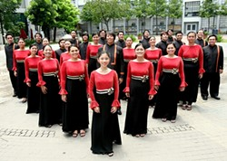 MAGNIFICAT :  The Philippine Choir, which has sung for the pope, is one of the competing vocal ensembles. - PHOTO COURTESY OF BRIAN LAWLER