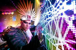 BEATS AT THE BEACH:  Electronic act Empire of the Sun plays Avila Beach Resort on Oct. 26. - PHOTO COURTESY OF EMPIRE OF THE SUN