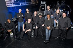 FEEL THE POWER! :  Horn-driven R&B act Tower of Power headlines the two-day Beaverstock music festival on Aug. 31 and Sept. 1 at Castoro Cellars winery. - PHOTO COURTESY OF TOWER OF POWER