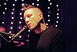 INTIMATE EVENT :  Sanitarium Spa, Bed, and Breakfast hosts a close quarters concert Dec. 31 with several prominent musicians, including guitarist Eric Hendersen, Danny Klein of Lost in Los Angeles (pictured), Jade Jackson and many more. - PHOTO COURTESY OF SANATARIUM