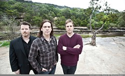 OCEANS OF SONGS :  The amazing Newfoundland-based Americana band Great Big Sea plays the Clark Center on March 18. - PHOTO BY JUSTIN RABIN