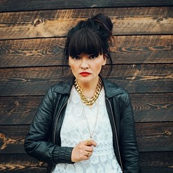 HEAVEN'S VOICE:  Scottish folk-pop singer Natalie Clark, who was discovered by Virgin's Richard Branson, performs at Frog & Peach on March 12 and Creeky Tiki on March 13 and 14. - PHOTO COURTESY OF NATALIE CLARK