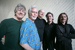 STILL LOVIN'! :  The 1960s super group Lovin' Spoonful plays an intimate show at SLO Brew on Jan. 26. - PHOTO COURTESY OF THE LOVIN' SPOONFUL