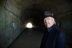 BLUE-EYED SOULMAN:  See rock, blues, and soul icon Boz Scaggs on May 19 in the SLO PAC. - PHOTO COURTESY OF BOZ SCAGGS