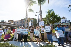 RAILING ON:  The debate over a proposed rail spur at the Santa Maria Refinery owned by Phillips 66 continues to drag on. The SLO County Planning and Building Department is holding a public hearing on the project and its final environmental impact report on Feb. 4 and 5, 2016. - FILE PHOTO BY KAORI FUNAHASHI