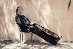 THE RETURN OF BAD BLAKE:  Academy Award winner Jeff Bridges & The Abiders play the Fremont Theater on Jan. 16 for an evening of Bridges' soulful country sounds. - PHOTO BY DANNY CLINCH