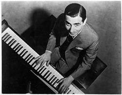 YOU CAN'T SUCCEED ON BROADWAY:  … If you don't have any Jews! Director Michael Kantor shows how American musical theater was pioneered almost exclusively by Jewish artists, such as Irving Berlin (pictured here) in the new documentary 'Broadway Musicals: A Jewish Legacy.' - PHOTO COURTESY OF THE SLO JEWISH FILM FESTIVAL