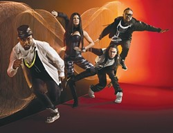 INCREDIBLY FAIR :  The California Mid-State Fair goes huge this year with hip-hop super group The Black Eyed Peas on July 30. - PHOTO COURTESY OF THE CALIFORNIA MID-STATE FAIR