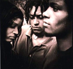 IN ORBIT :  Digable Planets will get the dance floor spinning at Downtown Brew in SLO next Thursday, Sept. 18. - PHOTO COURTESY OF DIGABLE PLANETS