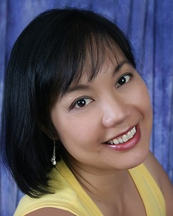 WHAT A LARK! :  The New Year's Eve bash at Pewter Plough Playhouse includes a live cabaret starring Yoly Tolentino (pictured) and Dave Manion on Dec. 31. - PHOTO COURTESY OF JAMES BUCKLEY
