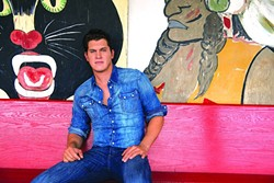 BEACH COWBOYS:  On Oct. 4, Otter Productions hosts the Backwoods Beach Party at Avila Beach Resort with Jon Pardi (pictured), Gary Allan, and Love and Theft. - PHOTO COURTESY OF JON PARDI