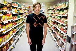 ARTIST TO WATCH!:  Robert DeLong was named a 2013 Artist to Watch by the likes of MTV and the magazines Billboard and VIBE, and he plays June 7 at the third annual Central Coast Oyster and Music Festival at Avila Beach Golf Resort. - PHOTO COURTESY OF ROBERT DELONG