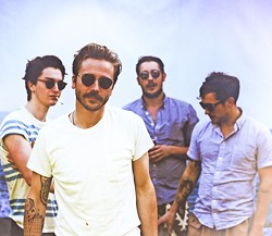 PORTUGUESE PLEASE:  Psychedelic rock band Portugal. The Man originally formed in Alaska in 2006 and have since released seven albums. - PHOTOS COURTESY OF DANGER MOUSE