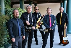 '60S FOREVER!:  Rock'n'roll in the new year with Unfinished Business on Dec. 31 at South County Regional Center in Arroyo Grande. - PHOTO COURTESY OF UNFINISHED BUSINESS