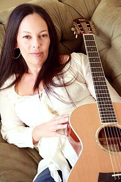 SWEET RELIEF:  Seattle singer-songwriter Jill Cohn returns with a new album and a July 12 show at Shell Café. - PHOTO COURTESY OF JILL COHN