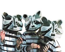 IMAGO THEATRE :  Nov. 4, 7:30 p.m. $10-$32. imagotheatre.com/zoozoo.shtml. - PHOTO COURTESY OF CAL POLY ARTS
