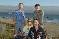 ORGANIC CHAMPS:  The Mystery Brothers will inspire and entertain with their earthy sounds. - PHOTO COURTESY OF THE MYSTERY BROTHERS