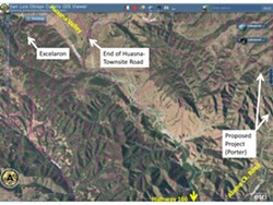 WELL, WELL, WELL … WELL :  If approved, an application by Dero Parker of PEOCO would seek to drill as many as four exploratory oil wells on Porter Ranch in rural Arroyo Grande, but Parker says his project is nothing like the previous controversial Excelaron proposal. - PHOTO COURTESY OF SLO COUNTY PLANNING AND BUILDING DEPARTMENT
