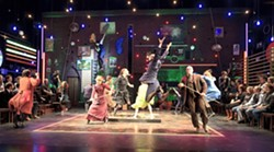 SPRING FEVER :  Spring Awakening, a daring rock musical based on a late-19th century German drama, won eight Tony awards, including Best Musical. - PHOTO COURTESY OF CAL POLY ARTS