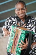 HEAVENLY :  The SLO Blues Society hosts Donna Angelle and the Zydeco Posse on March 12 at the SLO Vets Hall. - PHOTO COURTESY OF DONNA ANGELLE