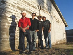 CATCH THE RED EYE :  Deep fried country act Red Eye Junction plays Downtown Brew on Aug. 16. - PHOTO COURTESY OF RED EYE JUNCTION