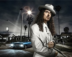 """CAN YOU FEEL HIM, HOMEY? :  The undisputed king of pop culture parody and former Cal Poly student """"Weird Al"""" Yankovic brings his comedy stylings to the SLO PAC on Oct. 9. - PHOTO COURTESY OF """"WEIRD AL"""" YANKOVIC"""