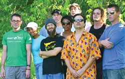 JAH RULES :  Reggae act Groundation returns to SLO on April 17 at the Graduate for an 18-and-older show. - PHOTO COURTESY OF GROUNDATION