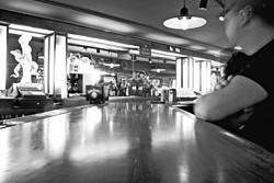 ONLY THE SMELL IS MISSING: :  McCarthy's Irish Pub recently reopened and has not missed a beat. - PHOTO BY STEVE E. MILLER