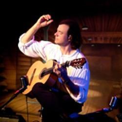 LONGING FOR LONGLEY :  Amazing fingerstyle guitarist Robert Longley performs at Castoro Cellars on Jan. 11. - PHOTO COURTESY OF ROBERT LONGLEY