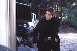 "BIG STAR POWER:  2002's ""Murder by Numbers,� starring Sandra Bullock, was the last major film production in SLO County. - IMDB"