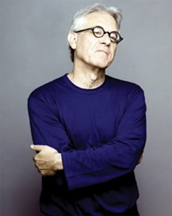 """KING CRITIC :  Former Rolling Stone writer and editor Greil Marcus will speak on """"American Popular Culture"""" at Cal Poly on April 27. Marcus is considered one of the most important rock critics in the world. - PHOTO BY THIERRY ARDITTI"""