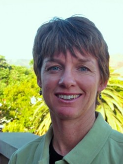 HOT SEAT:  Atascadero councilmembers Ellen Beraud and Mike Brennler are the targets of a recall attempt. - FILE PHOTO