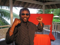 THE SKAFATHER :  Grammy-winning Maytals frontman Toots Hibbert brings his band Toots & The Maytals to Downtown Brew on Sept. 25, one of half a dozen upcoming reggae shows at the club. - PHOTO COURTESY OF TOOTS AND THE MAYTALS