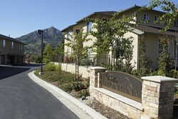 OWNERS WANTED :  Cal Poly's Bella Montana housing project, open to college faculty members, is facing a trickle of buyers in this slumping real-estate market. - PHOTO BY STEVE E. MILLER