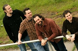 MARCHING TO A DIFFERENT DRUMMER :  An award-winning Sacramento group, the Richard March Band brings its Americana sound to O'Reilly's Bar & Grill in Grover Beach on Dec. 15. - PHOTO COURTESY OF RICHARD MARCH BAND