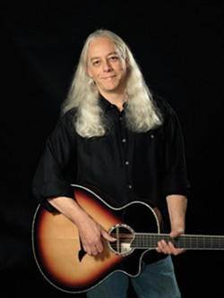 EVERY NOTE COUNTS :  Grammy-winning guitarist and composer Ed Gerhard takes the stage at Coalesce in Morro Bay on Friday, July 20. - PHOTO COURTESY OF ED GERHARD