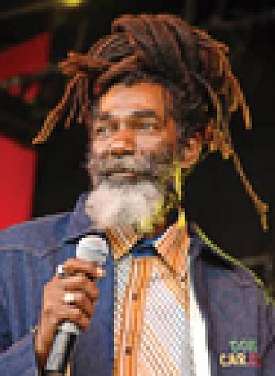 THE VOICE OF REASON :  Socially conscious reggae artist and Black Uhuru singer Don Carlos plays a solo show April 4 at Downtown Brew. - PHOTO COURTESY OF DON CARLOS