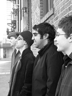 LET 'EM DANGLE :  Outsider jazz act The Jimdangles come to Linnaea's Cafe on Aug. 16. - PHOTO COURTESY OF THE JIMDANGLES