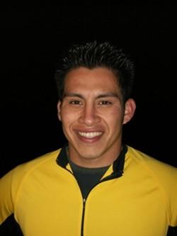 Jose Chavez - PHOTO BY LIEF MCKAY